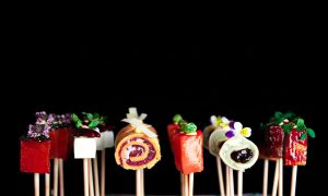 Salty Lollipops - Originele hartige lolly hapjes