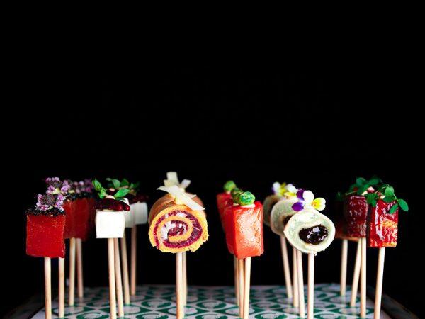 Salty Lollipops - Originele hartige lolly hapjes
